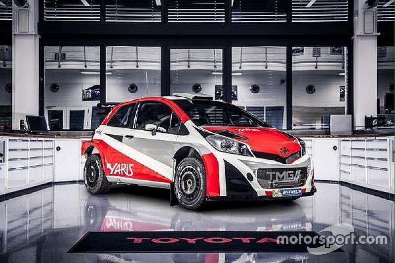 Makinen appointed Toyota WRC team principal