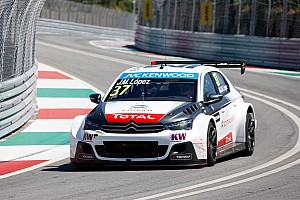 WTCC Race report López and Ma, the true kings of Real!