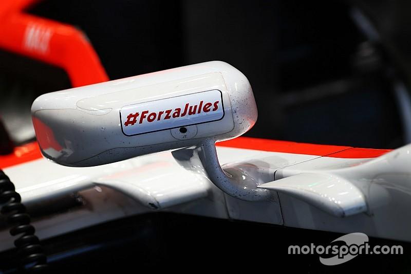 """Le père de Jules Bianchi """"moins optimiste"""" en l'absence de progrès"""