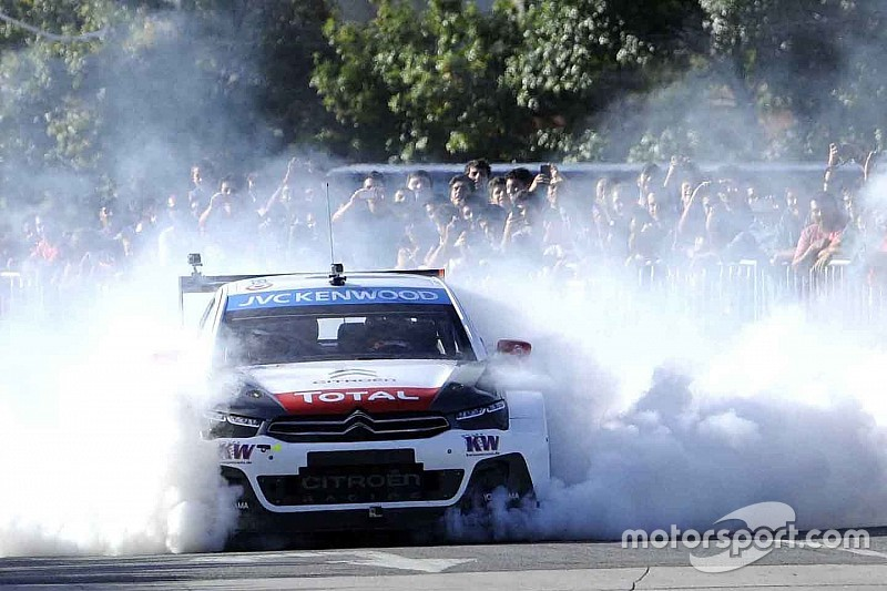 Citroen to decide on WTCC or WRC by the end of this year