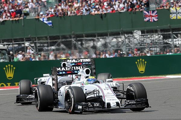 Williams - Nous avons eu raison de laisser nos pilotes se battre