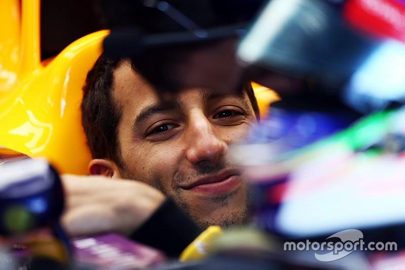 """Ricciardo relembra vitória na Hungria: """"foi a mais empolgante"""""""