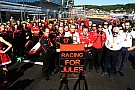 Drivers from around the world react to the death of Jules Bianchi