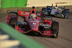 IndyCar Résumé de course Karam obtient son meilleur résultat et se fâche avec Carpenter