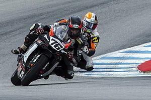 Murieron dos motociclistas españoles en Laguna Seca