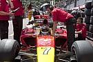 Dani Clos in pole position a Monaco