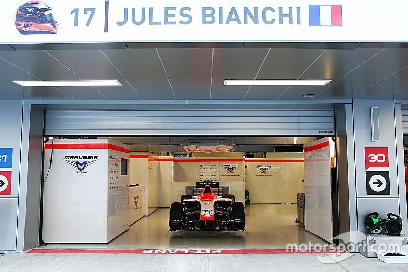 La FIA ha ritirato il numero 17 di Jules Bianchi