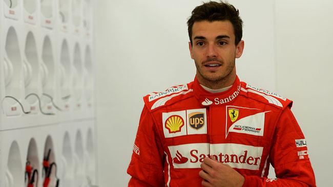 La Ferrari si stringe alla famiglia di Jules Bianchi