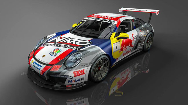 Loeb in Porsche Supercup a Spa-Francorchamps