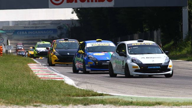 RS Cup: Alessio Caiola ipoteca il titolo a Monza