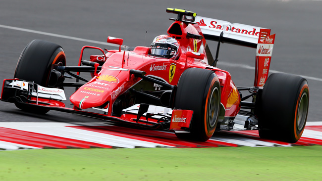 Silverstone, Q1: Raikkonen davanti alle Mercedes