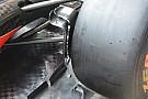 Ferrari: doppio convogliatore d'aria sulla brake duct