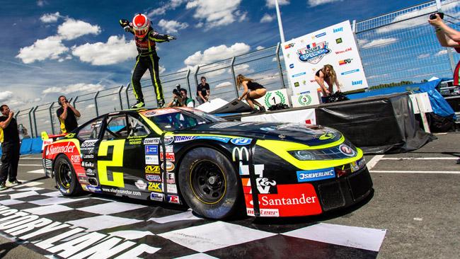 NASCAR Whelen: Vilarino allunga in ELITE 1 a Tours