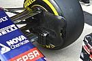 Toro Rosso: la brake duct anteriore tipo McLaren
