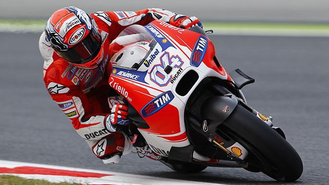 La Ducati è ancora a caccia del set-up ideale