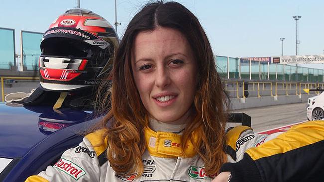 Carlotta Fedeli debutta nel CITE sulla Leon Cup Racer