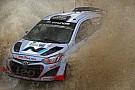 Hyundai i20 WRC 2015: ecco la scheda tecnica