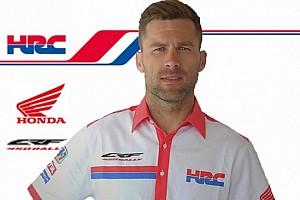 Moto Rally Raid Ultime notizie Metge entra a far parte della squadra Honda HRC