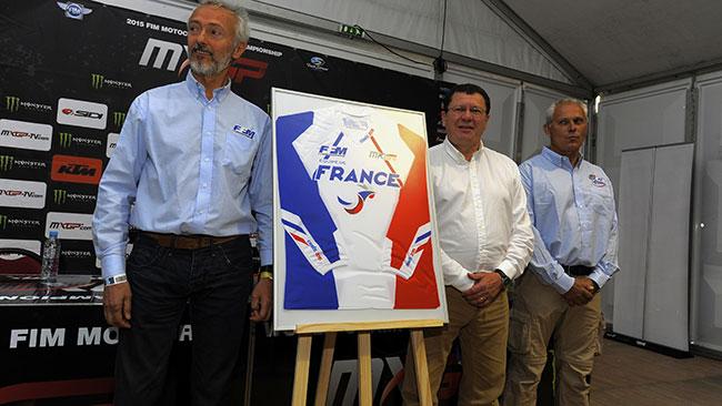 Ecco la maglia della Francia per il Cross delle Nazioni
