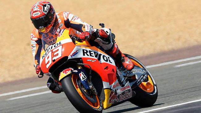 """Marquez: """"Vale e le Ducati andranno forte al Mugello"""""""