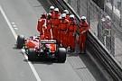 Monaco, Libere 3: sbatte Raikkonen, bandiera rossa