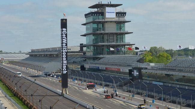 500 Miglia di Indianapolis in diretta su Sky Sport 2 HD