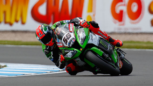 Donington, Libere 3: secondo squillo di Tom Sykes