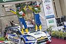 Luca Pedersoli a caccia del Tricolore WRC
