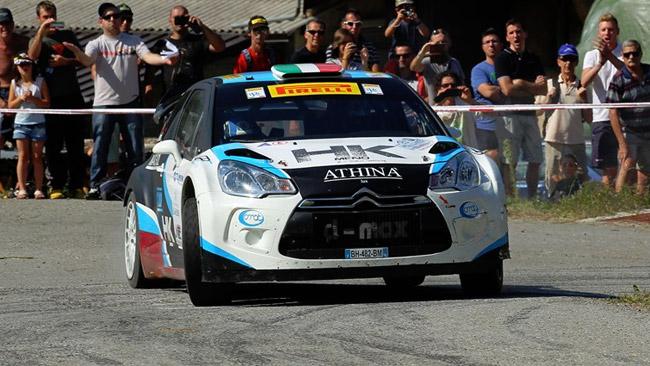 Felice Re campione 2014 dell'IRCup Pirelli