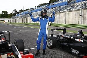 Formula Abarth - Italia Ultime notizie In gara 1 a Vallelunga si impone la F3 di Milani