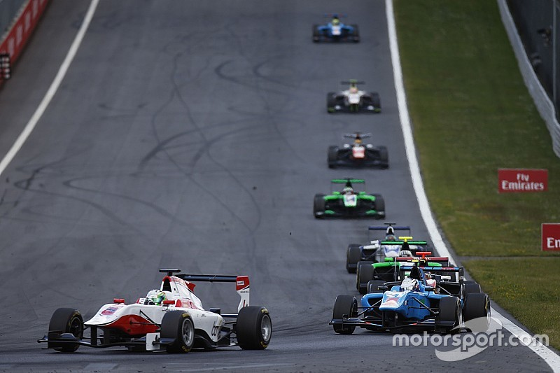 Hungaroring is the next challenge for the GP3 series