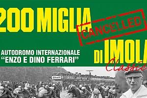 Varie Ultime notizie Cancellata la 200 Miglia di Imola Classic 2014