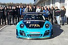 EuroGTSprint Glauco Solieri al via con la Krypton Motorsport