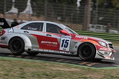 SuperTouringSeries: la Mercedes solo con C63 AMG