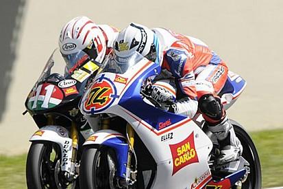 Lorenzo Dalla Porta vince in volata Gara 2