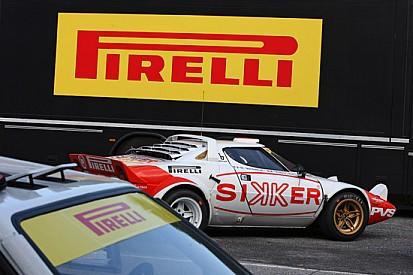 Pirelli P7: una gomma che fatto la storia dei rally