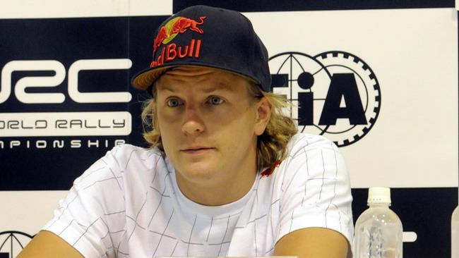 Raikkonen al via del Rally di Montecarlo?