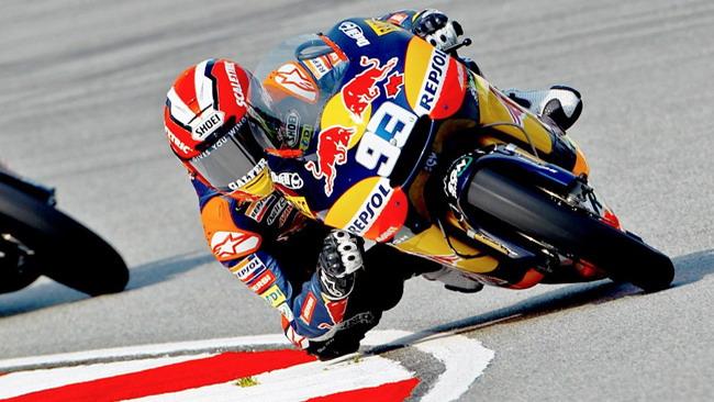 Marquez conquista Sepang e la testa del mondiale