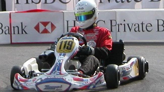 Gilardoni torna sui kart all'Open Master di Pomposa