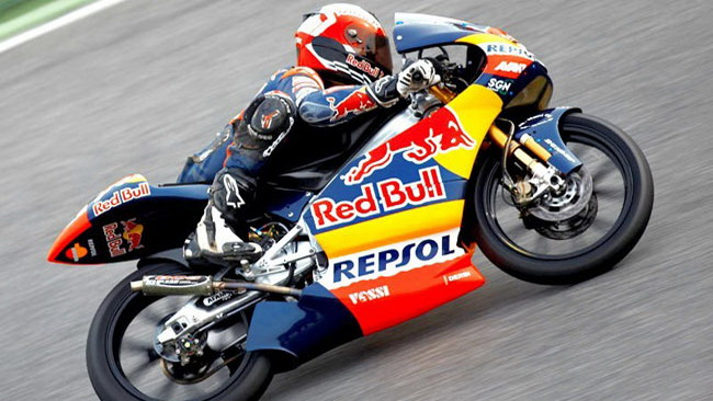 Marquez vola nella seconda sessione di libere