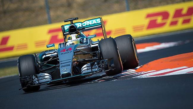 """Hamilton: """"Non penso ai record, voglio solo vincere"""""""