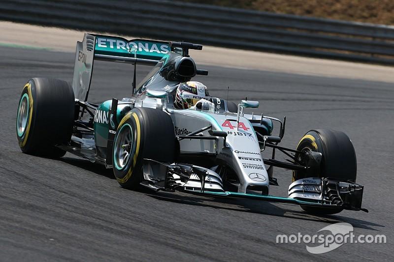 Lewis Hamilton est