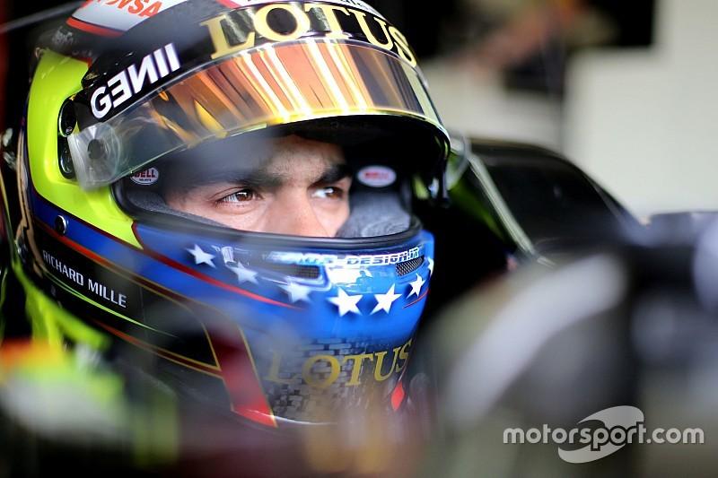 Мальдонадо намерен финишировать в первой десятке