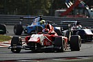 La carrera dos de GP3 en Hungría fue de Ceccon