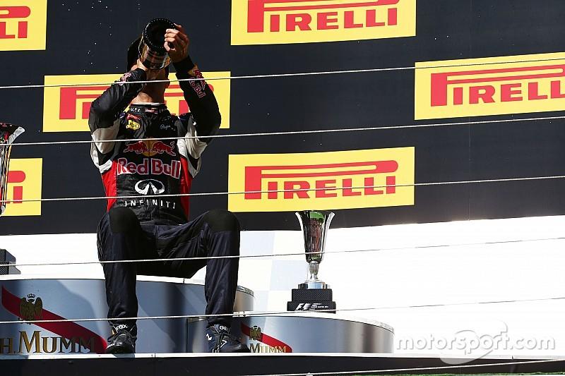 Ricciardo crê que vencer seria possível sem acidente com Rosberg