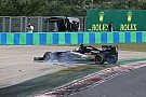 DNF for both Sahara Force India cars on the Hungarian GP