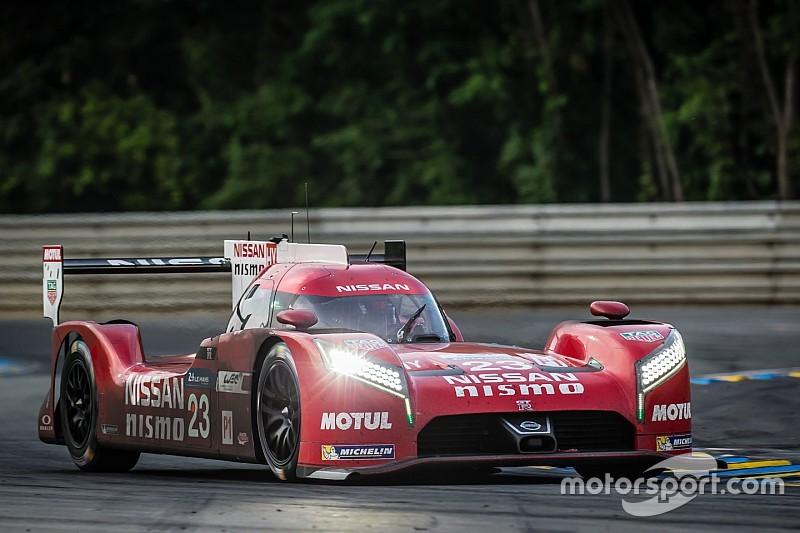 Des nouveautés testées sur la Nissan GT-R LM Nismo