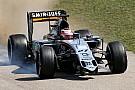 Force India vai investigar problema em asa dianteira