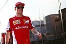 Raikkonen future decision on hold, says Ferrari