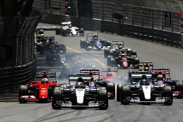 نتائج دوري التوقعّات: سباق موناكو